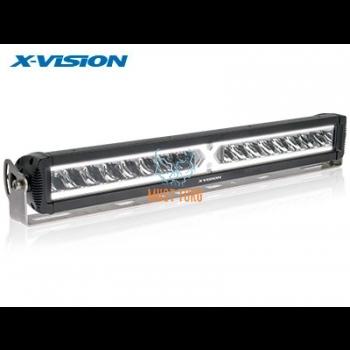High beam LED X-Vision Domibar X LED Park Light 9-32V 128W Ref.37.5 9000lm