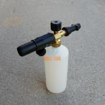 Foamer 1L, max 220bar