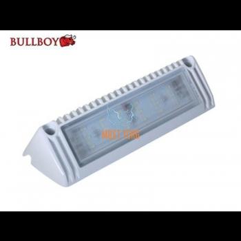 Töötuli-kohtvalgusti LED 12-24V, 18W, 1500lm, 5500K, IP68, valge Bullboy