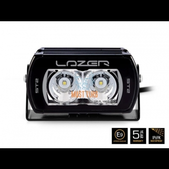 Kaugtuli LED Lazer ST2 Evolution must 9-32V 23W Ref.7,5 2068lm