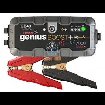 Starting aid booster NOCO Genius Booster GB40 12V 1000A lithium