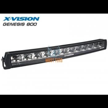 Kaugtuli LED X-VISION Genesis 800 9-30V 180W Ref.37.5 5400lm/10800lm