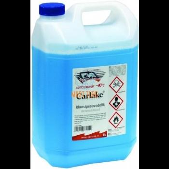 Klaasipesuvedelik lõhnatu -40°C 5L Carlake