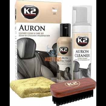 Nahapindade hooldusvahendi komplekt K2 Auron