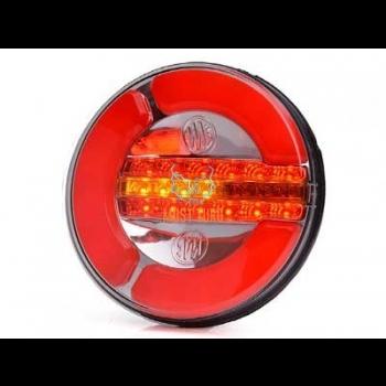 Tagatuli LED parem/vasak 12-24V EC EMC E20 IP68 ø142mm