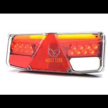 Tagatuli LED parem 12-24V EC EMC E20 IP56 350x131x81mm