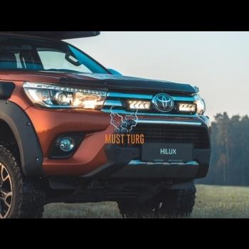 Kaugtulede kit. Toyota Hilux 2017-  Lazer TRIPLE-R 750