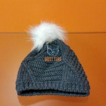 Kootud müts Woolk Olivia 023