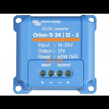 Voltage reducer 24V> 12V 5A 60W
