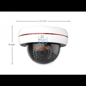 Valvekaamera EZVIZ C4S IP66