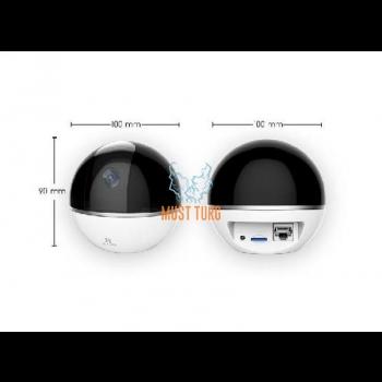 Valvekaamera EZVIZ C6T 360° IP-pöördkaamera
