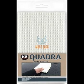 Kuivatuslapp K2 Quadra mikrofiiber 60x90cm