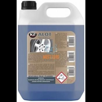 Veljepesuaine leeliseline K2 Alot 5L