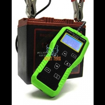 Battery and power system tester 12V, T5
