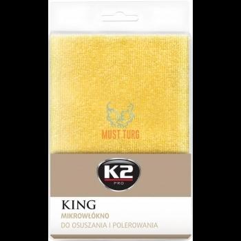 Microfiber cloth for wax polishing 40x60cm K2