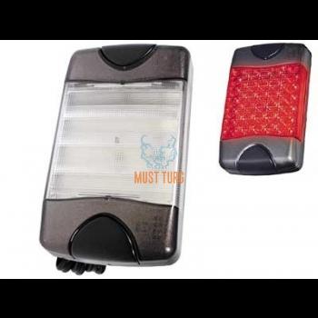 Tagatuli LED 9-33V, gabariit-pidur-park, ADR, IP6K6, IP6K7, PMMA