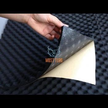 Heliisolatsioonimatt vahtplastist 8x400x500 4tk