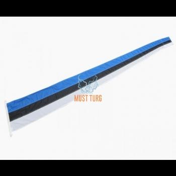 Republic pennant of the Republic of Estonia 30x200cm with UV protection