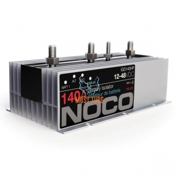 Akuisolaator 12V 140A Noco IGD140HP