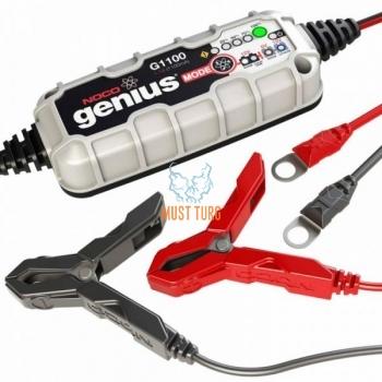 Battery charger Noco G1100 6V/12V 1.1A Smart Charger