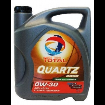 Engine oil 0W-30 TOTAL QUARTZ 9000 5L Volvo