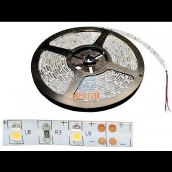 Led light strip warm white light 12V 300 LED 5000x8x2.5mm