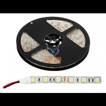 Led light strip white light 12V 300 LED 5000x10mm