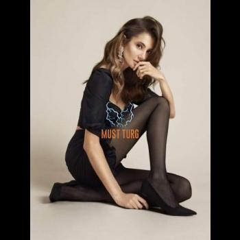 Tights Fiore Clara 20den black
