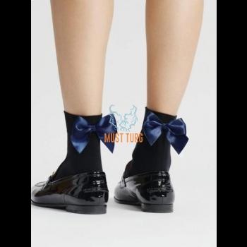 Sokid Fiore Fides 60den mustad sinise lipsuga