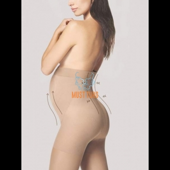 Sukkpüksid Fiore MAMA 40den suurus 2 Tan