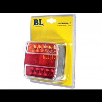 Tagatuli LED 12V gabariit-pidur-park-suund IP67 E-sert