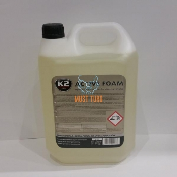 Active foam K2 concentrated cleaning foam 5L
