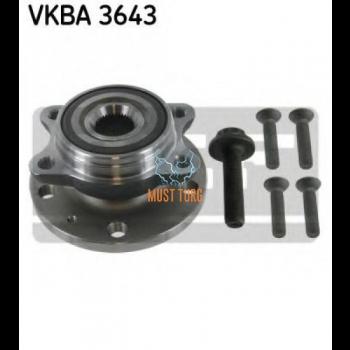 Rattalaager esisild SKF VKBA3643 Audi / Seat / Skoda / Volkswagen