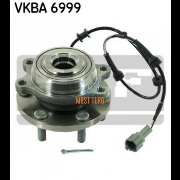 Rattalaager esisild SKF VKBA6999 Nissan Navara / Pathfinder