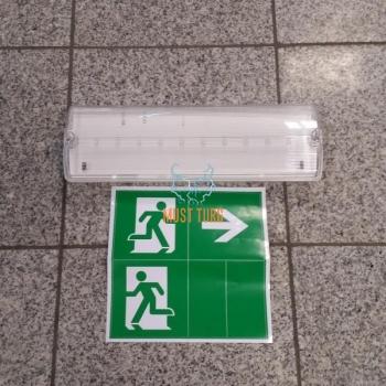 Emergency light 3.5W 160lm 3h