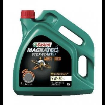 Engine oil 5W-20 Castrol Magnatec Stop Start 4L