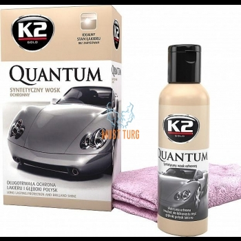Protective wax kit K2 Quantum 140g