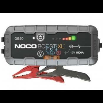 Käivitusabi-booster NOCO Genius Booster GB50 12V 1500A liitium