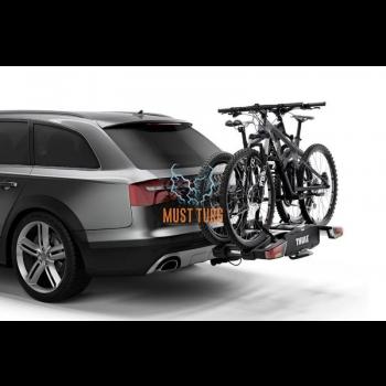 Bicycle holder, towbar 2 bike Thule 13pin EasyFold XT 2