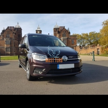 High beam kit. VW Caddy 2015- Lazer Liner-6 Elite