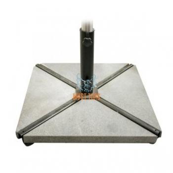 Sunshade base 4 pcs weights 58 kg
