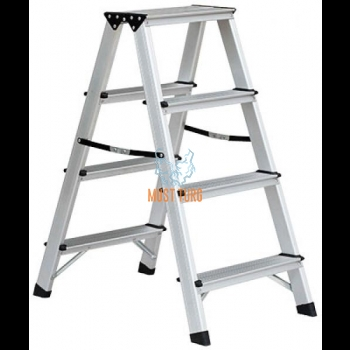 Work gantry aluminum 2x4 step height 59cm