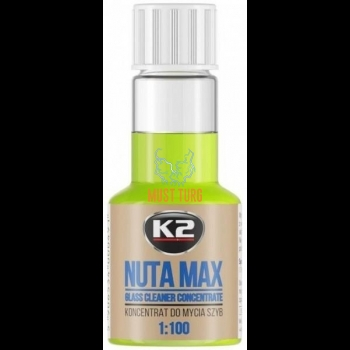 Glass washing concentrate for summer K2 Nuta Max 1: 200