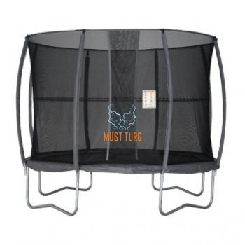 Trampoline with D427cm safety net