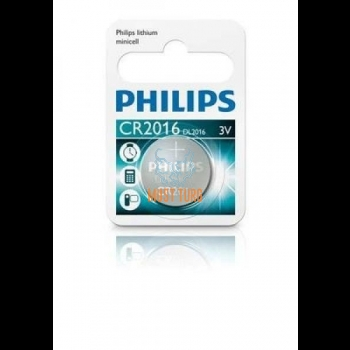 Battery CR2016 for Philips