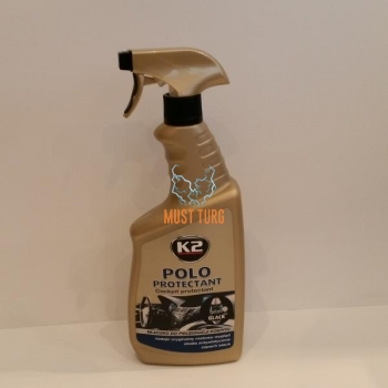 Salongihooldusvahend K2 Polo Protectant Black Matt 770ml
