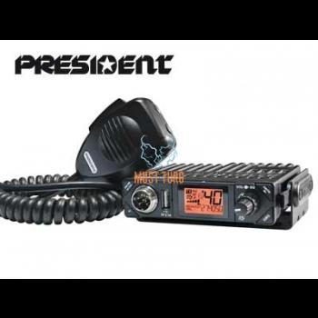 CB radio President Bill 40 AM / FM, 4W power