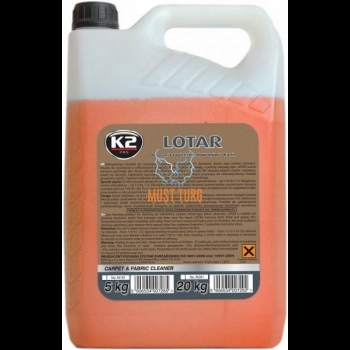 Cleaning agent for textile surfaces K2 Lotar