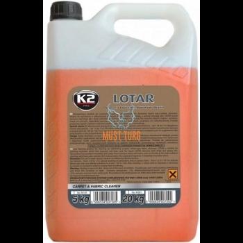 Puhastusvahend tekstiil pindadele K2 Lotar 5L