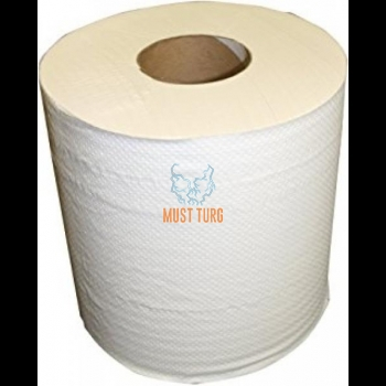 Handmade mini paper 2 layers 160mX21cm white